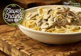Olive Garden Never Ending Pasta Bowl Is Back - never ending pasta bowl specials olive garden italian restaurants