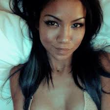 Jhene Aiko Bed Peace Jhene Aiko Flashes Her Plump Cheeks For Wcw On Instagram