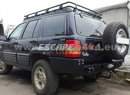 expedition jeep grand expedition roof rack jeep grand zj escape4x4 eu offroad
