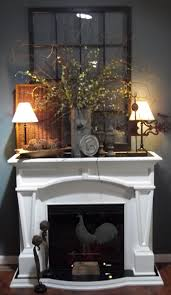 primitive fireplace decorating ideas fireplace decor i really
