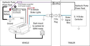 wiring diagram for trailer lights 7 way kwikpik me