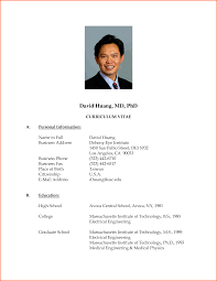 Sample Resume Doc by Resume Models Doc Resume For Your Job Application