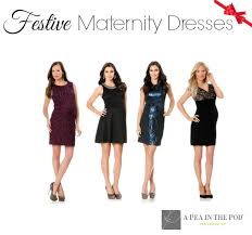 festive maternity dresses a pea in the pod detroit mommies