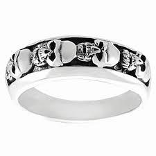 skull wedding bands 54 fresh skull wedding rings for men wedding idea