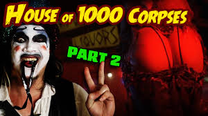 House 1000 Corpses Halloween Costumes House 1000 Corpses 2 Count Jackula Horror Review