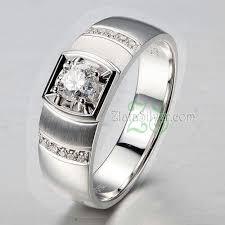 cincin perak cincin perak single wira zlata silver