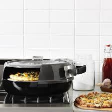 pizzacraft stovetop pizza oven pizzeria pronto stovetop pizza oven williams sonoma