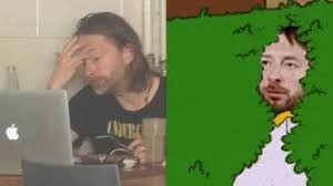 Radiohead Meme - the internet is having loads of fun at radiohead s expense music feeds