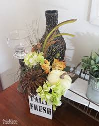 Diy Vase Decor Farmhouse Style Wood U0026 Metal Vase Decor Life With Lorelai