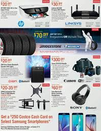 costco s pre black friday sale ad posted killer prices on