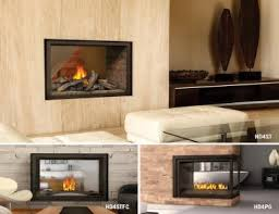 Tahoe Direct Vent Fireplace by Mutisided Dircet Vent Fireplaces