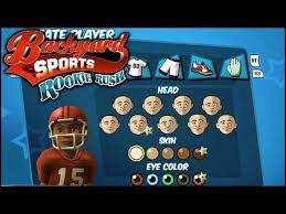 Download Backyard Football Backyard Football Part 1 Leon Daniels Jr Makes His Debut