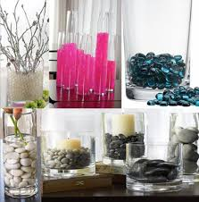 Vase Stones Meg Made Creations Decorating With Vases Diy Home Decor 28