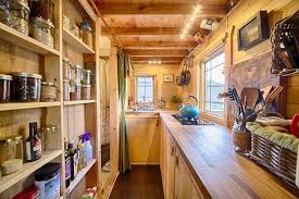 Tiny House Kitchen Designs Live A Big Life In A Tiny House On Wheels