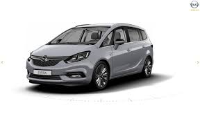opel white this is likely the facelifted 2017 opel vauxhall zafira tourer