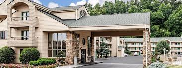 Comfort Inn In Pigeon Forge Tn Quality Inn At Dollywood Lane Pigeon Forge Tn
