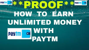 How To Earn Money From How To Earn Money With Paytm With Proof Expired Now Youtube
