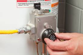 lighting a gas water heater water heater problem water is too