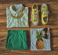 Pineapple Trend by Trend Alert Pineapples All Size Fits One