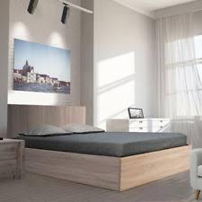 chambre chene blanchi meubles de chambre en chêne ebay