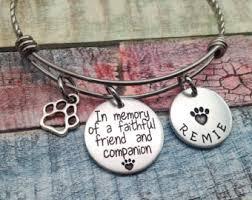 In Loving Memory Dog Tags In Memory Of Dog Etsy