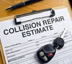 Auto Collision Repair Estimate by How Much Does It Cost For An Auto Repair Estimate O Reilly