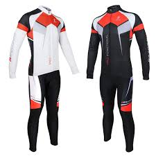 bicycle jacket arsuxeo men sports cycling clothes bike bicycle suits jersey long