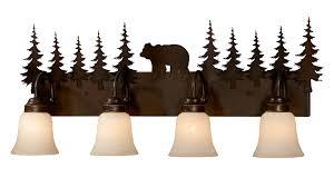 Cabin Light Fixtures by Rustic Cabin Bath