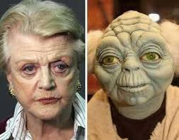 Angela Lansbury Meme - angela lansbury totally looks like yoda totally looks like