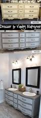 Vanities For Small Bathrooms Get 20 Dresser Bathroom Vanities Ideas On Pinterest Without