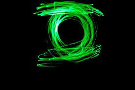 green lantern neon light green lantern light painting by fizzynerd on deviantart