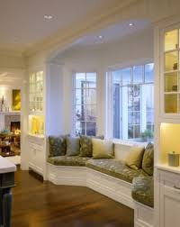 pretty little nook in bay window favorite home design spaces