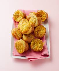 mini cheese popovers recipe cheese minis and thanksgiving