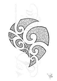 Polynesian Art Designs Polynesian Comma Filled By Dfmurcia On Deviantart Doodles