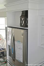 Kitchen Cabinet Bulkhead 67 Best Fridge Images On Pinterest Kitchen Kitchen Ideas And