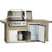 Kitchen Outlet by Bull Outdoor Products Fast Ship Outdoor Kitchen With 4 Burner