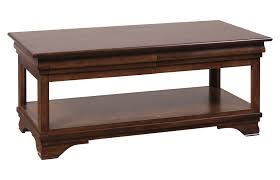 Coffee Table Uses by Morgan Classic Coffee Table