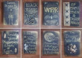 halloween diy spell books u2013 just u2026 holly ann