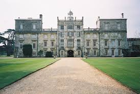 Easton Neston Floor Plan by Mompesson House Cathedral Close Salisbury Wiltshire England