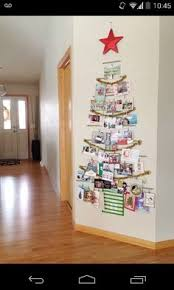 create a small space tree with this one holiday supply wrapping