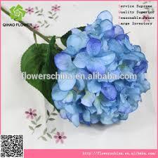 Artificial Flowers Wholesale Artificial Flowers Blue Silk Hydrangea Flower Wholesale Buy