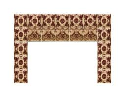 vintage u0026 used brown fireplace accessories chairish
