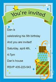 birthday invites boys birthday invitations templates ideas boys