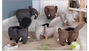 aliexpress com buy 2017 new cute aminal stool elephant ottoman