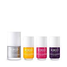 kit nail art colour shadows nail lacquer set u2013 kiko milano