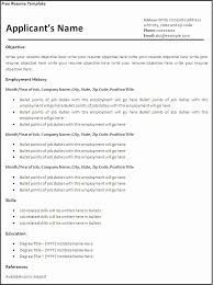 blank resume templates blank resume format inspirational blank resume template pdf