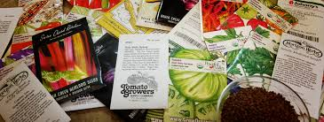 resources where to buy non gmo organic seeds bulbs and plants