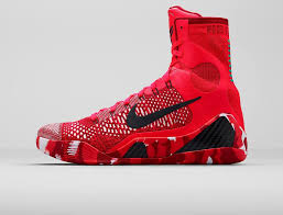 christmas kobes nike 9 knit