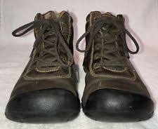 s keen boots size 9 leather hiking trail medium width d m keen boots for ebay