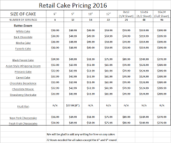 cake prices cake prices max s deli and bakery is vancouver s best